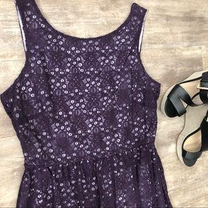 Limited | fit & flare dress | EUC